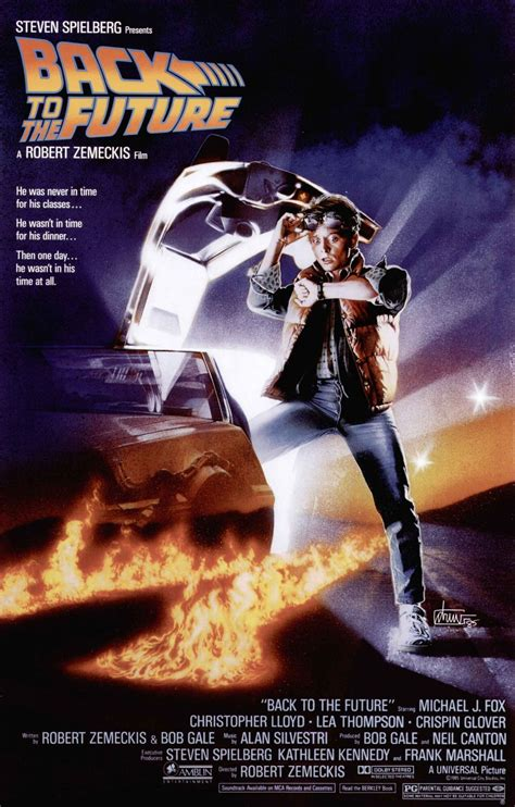 back to the back to the future trilogy review flaw in the iris