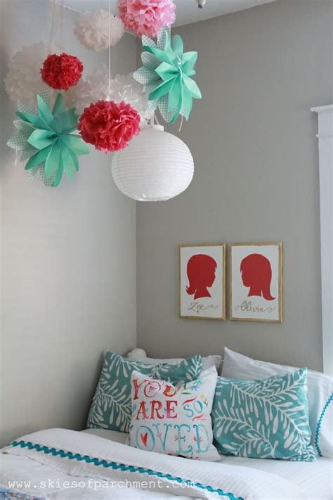 stunning coral aqua bedroom contemporary home design ideas ramsshopnfl com
