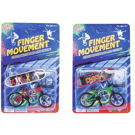 Mainan Anak Skateboard Mini Atau Fingerboard buy grosir bmx sepeda mainan from china bmx sepeda