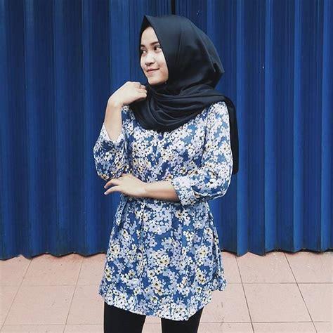 Baju Untuk Kerja Kantoran model baju batik muslim untuk kerja kantoran remaja update remaja update