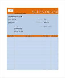 Blank Order Form Template by Order Form Template 23 Free Documents In Pdf