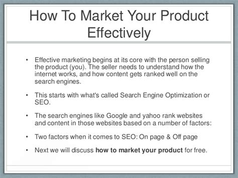 on how to your how to market your product why a marketing strategy will help