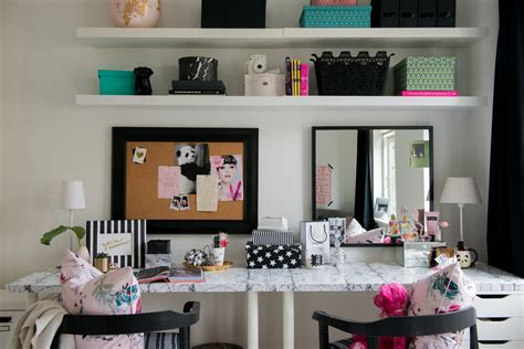 desks for teenage girls bedrooms teenage girl bedroom working desk with mirror and chair