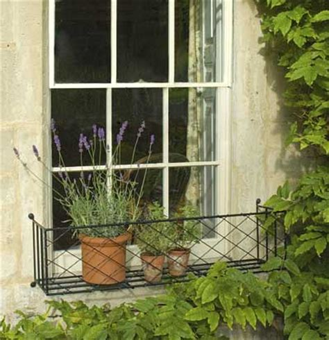 garden window boxes garden requisites designers and makers of wirework