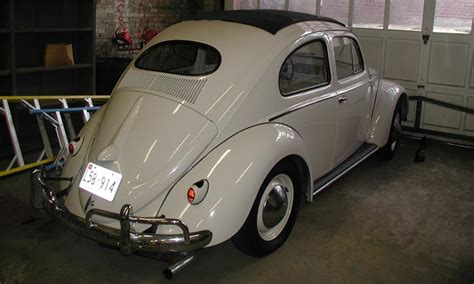 volkswagen beetle  door hardtop wslide rag top