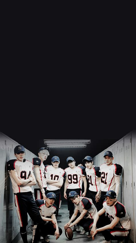 Wallpaper For Iphone Exo | exo iphone wallpaper w a l l p a p e r k p o p