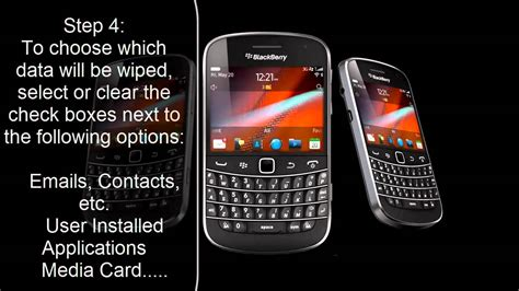 reset a blackberry bold 9900 factory reset blackberry bold 9900 under 40 seconds on