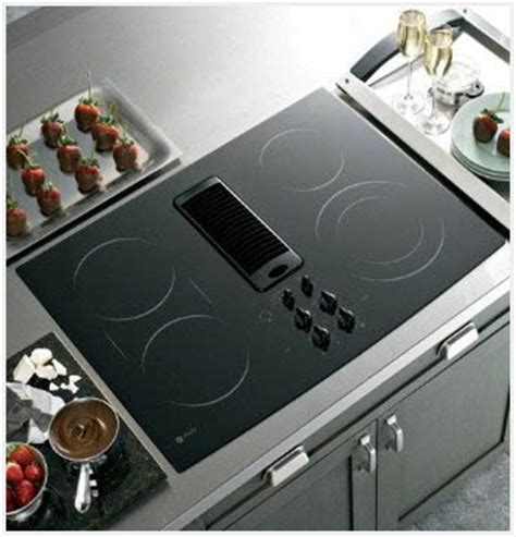 Ge Induction Cooktop Problems here s a power saving induction cooktop with downdraft