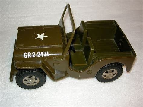 vintage military jeep reserved vintage toy truck tonka jeep vintage no 251