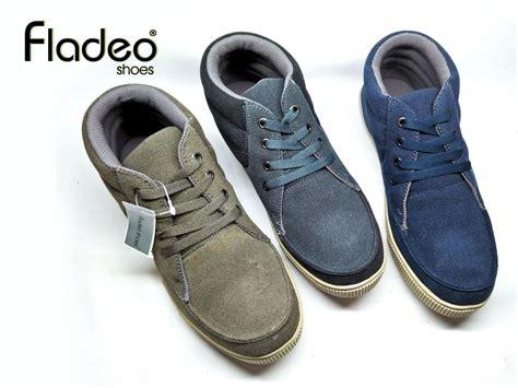 Sepatu Safety Fladeo jual sepatu pria fladeo di lapak deni nawanto dhenwan
