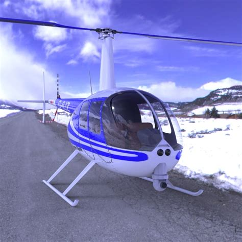 design of experiment helicopter maya helicopter civilian flight