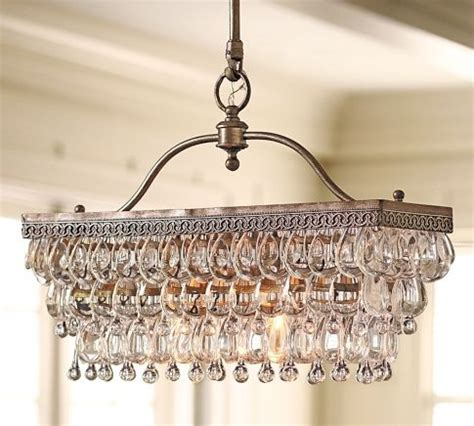 Pin By Becca Celhar On Dining Room Updates Pinterest Clarissa Glass Drop Chandelier