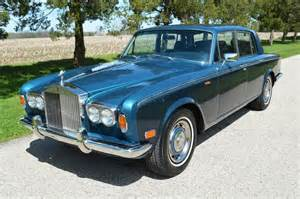 1979 Rolls Royce For Sale 1979 Rolls Royce Silver Shadow Sedan For Sale