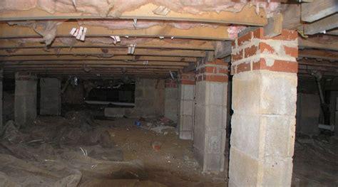 comment enlever de l humidité sur un mur 4231 les vides sanitaires humides et malcommodes nouvelle