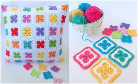 Motif Flower flower crochet motif free pattern stylesidea