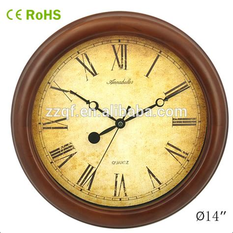simple wooden decorative atomic wall clock wholesale buy - Decorative Atomic Wall Clocks