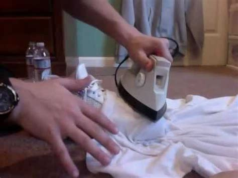 how to get a crease out of a rug how to get creases out of your jordans