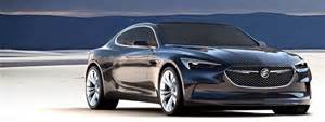 Buick Re Ponycar Nirvana New Buick Avista Unveiled At 2016 Detroit
