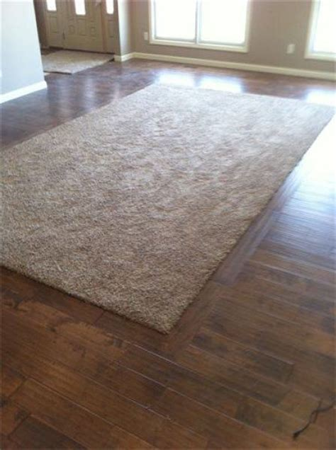 wood floors in bedrooms or carpet hardwood flooring with carpet inlay install by aaron