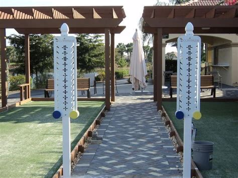 backyard scoreboards 11 best images about ideas horseshoe pit on pinterest