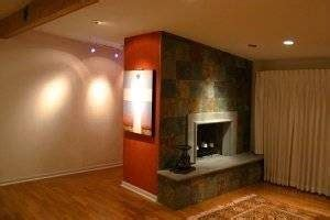 How To Lay Brick Fireplace by How To Install Tile A Brick Fireplace Ehow