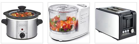 jcpenney small kitchen appliances jcpenney cooks small kitchen appliances for just 4