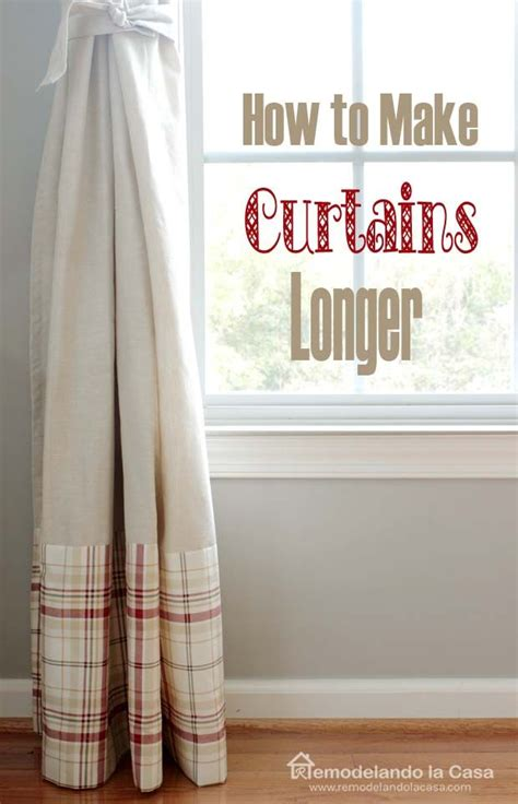 how to make curtains how to make curtains longer curtain menzilperde net
