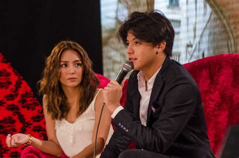 barcelona a love untold subtitles indonesia kathryn bernardo on her first movie kiss with daniel padilla