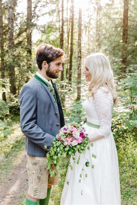 Hochzeit Tracht by Hochzeit In Tracht Ganzer Golling