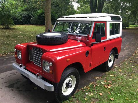 land rover safari for sale land rover series 3 safari county station wago for sale