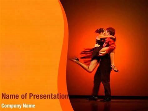 ppt themes dance dancing couple powerpoint templates dancing couple