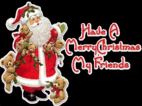 merry christmas   friends youtube