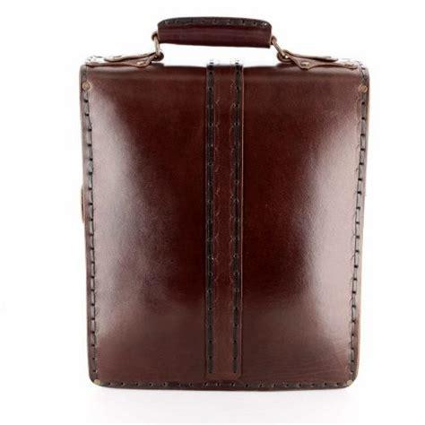 Handmade Cross Bags - handmade genuine leather unisex satchel brief cross bags