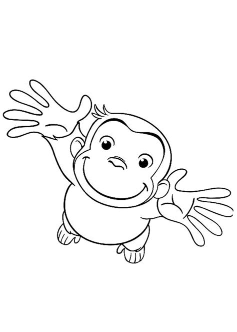 best coloring pages curious george coloring pages best coloring pages for