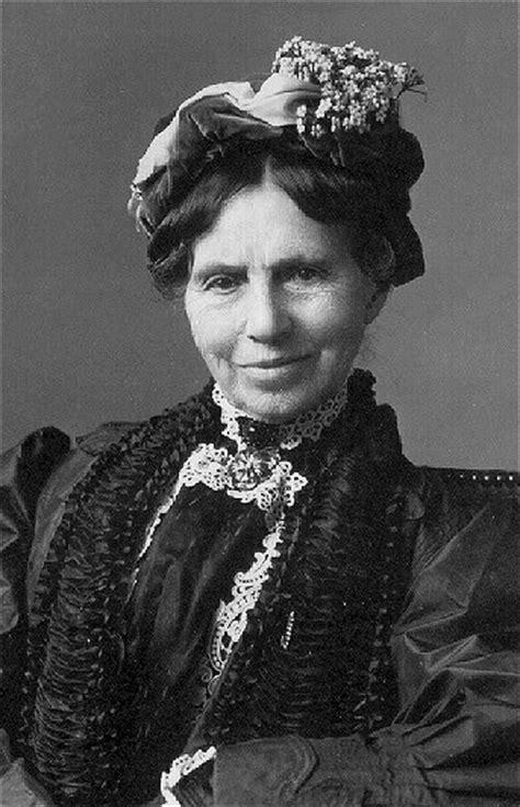 Clara Barton Civil War Women American Red Cross Founder