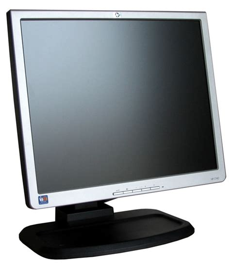 Lcd Laptop Hp kaplan computers hp 17 lcd monitor w fully