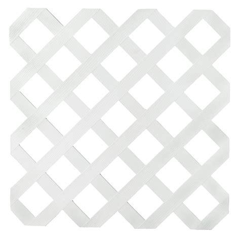veranda veranda 4x8 white reg plst lattice the home - Veranda Lattice