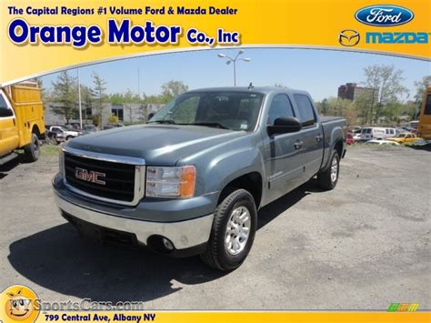 Sle Sales by 2007 Gmc 1500 Sle Crew Cab 4x4 In Stealth Gray