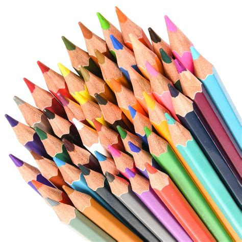 coloring books with colored pencils colored drawing pencils with sharpener unitystar pack of