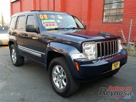 liberty jeep 2008 jeep liberty limited 2008 autos en reynosa