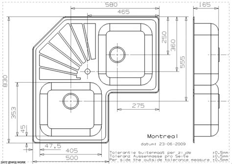 corner kitchen sink cabinet dimensions reginox elegance montreal stainless steel inset corner