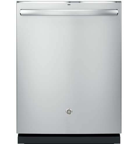 How To Clean Stainless Steel Dishwasher Interior Ge Profile Stainless Steel Interior Dishwasher With