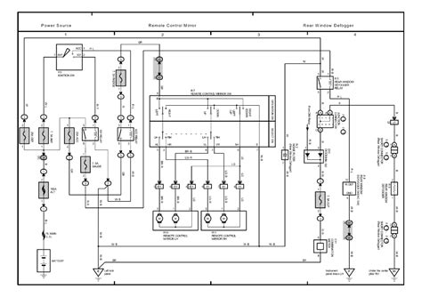 toyota hiace radio wiring diagram efcaviation