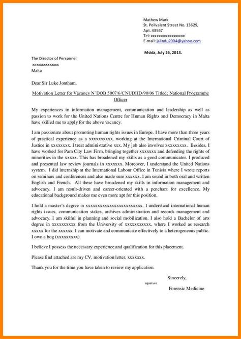 application letter dialysis 6 best motivational letter for application dialysis