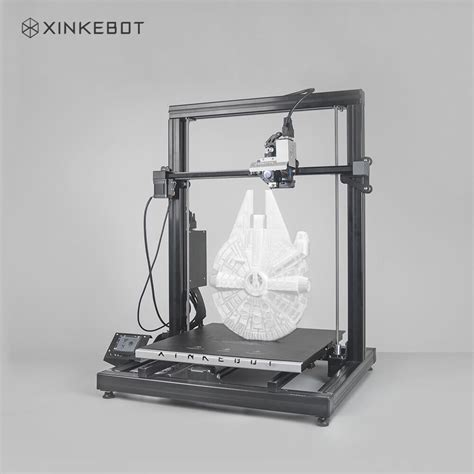 teppiche 400 x 500 large 3d printer dual extruder auto leveling xinkebot