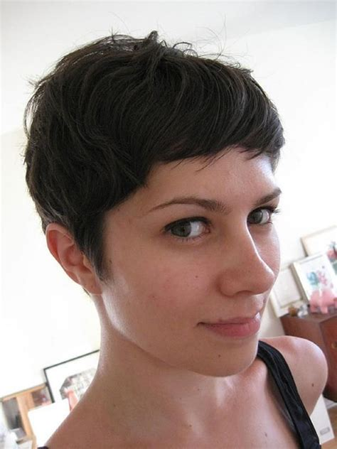 shaggy pixie haircut gallery 221 best images about hair on pinterest asymmetrical