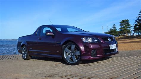 holden ute ss 2012 holden commodore ss ute review caradvice