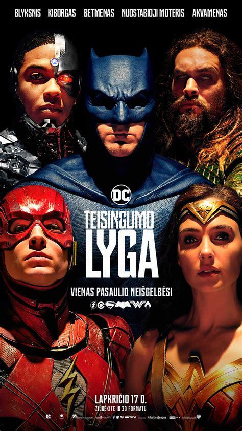 Kartu Undangan Justice League 2 teisingumo lyga justice league