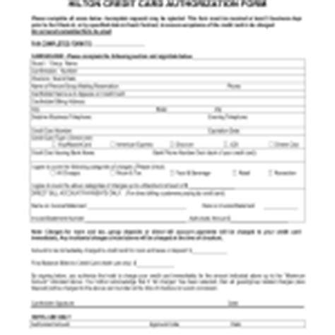 American Express Credit Card Authorization Form Template One 1 Time Credit Card Authorization Payment Form Pdf Rtf Word Freedownloads Net
