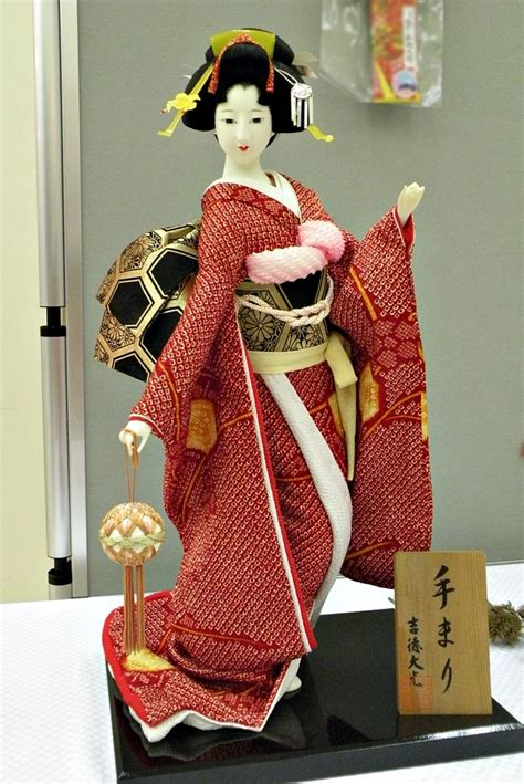 doll fashion in japan local style beautiful japanese dolls in traditional dresses